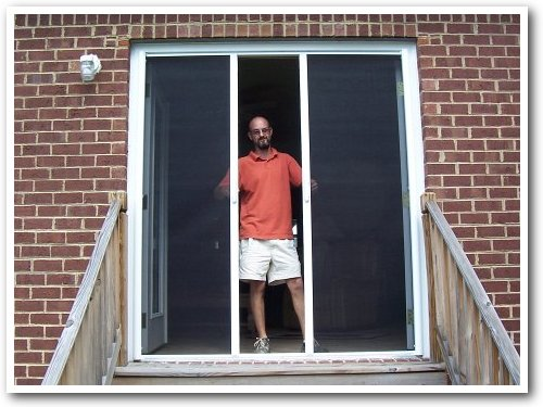 Screen Door Installation In Virginia